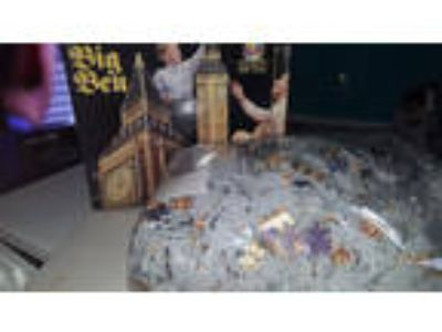 Wrebbit Puzz 3d Puzzle Big Ben Clock 1483 Pieces New