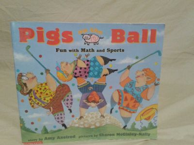 Pigs on the Ball Book. Meet in Angleton.