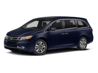 2014 Honda Odyssey Touring (Crystal Black Pearl)