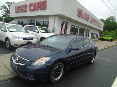 2009 Nissan Altima 2.5 (Dk Blue)