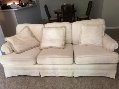 Three seater comfy couch