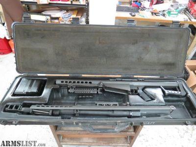 For Sale: Barrett 82A1