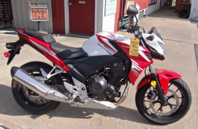 2015 Honda CB500F Sport Motorcycles Palatine Bridge, NY
