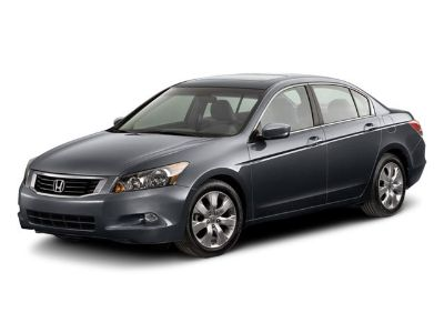2010 Honda Accord EX V6 (Crystal Black Pearl)