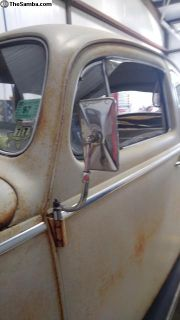 Price reduction -Outside rearview mirror
