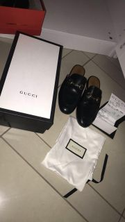 Princetown Gucci loafers
