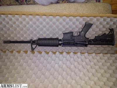 For Sale/Trade: AR 15 (7.62x39)