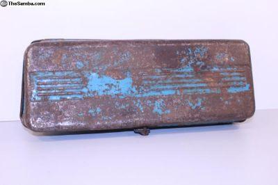 Early Hazet Tool Box