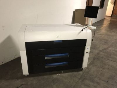 2014 KIP 7970 MFP Wide Format Printer RTR#8084204-01