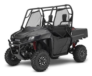 2018 Honda Pioneer 700 Deluxe Utility SxS Crystal Lake, IL