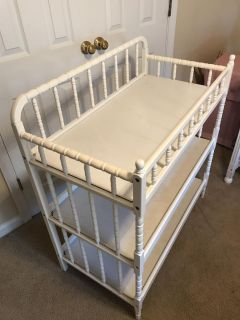 Vintage Baby Change Table