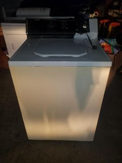 Small load Hotpoint washer