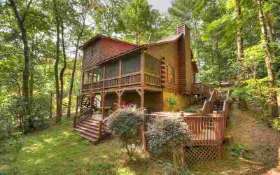 804 Pocaset Dr. ELLIJAY Two BR, Don't wait as this one won't