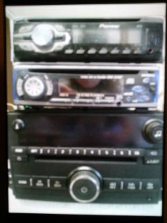 Pioneer, Aiwa, Chevrolet Monte Carlo factory stereos