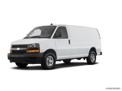 2018 Chevrolet Express 2500 2500 REG WHEEL CARGO (Summit White)