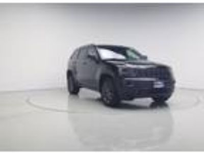 2016 Jeep Grand Cherokee 75th Anniversary Edition