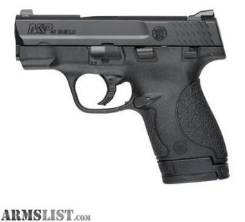 For Trade: S&W Shield .40 for Shield or Glock in 9mm