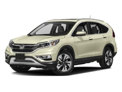 2016 Honda CR-V Touring (WHITE DIAMOND PEARL)