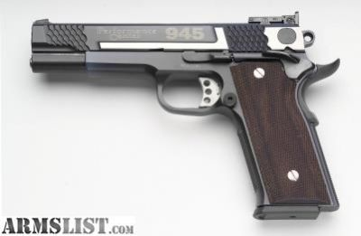 Want To Buy: WTB: Smith & Wesson Models 945, 845, 745, 645, 52, 952 PC