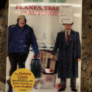 Dvd Planes, Trains and Automobiles