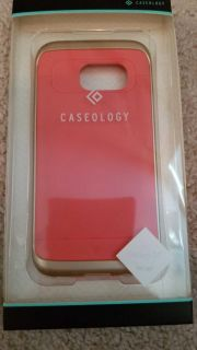 Coral Caseology case for Samsung Galaxy S7