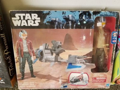 Star Wars Speeder bike moto speeder new