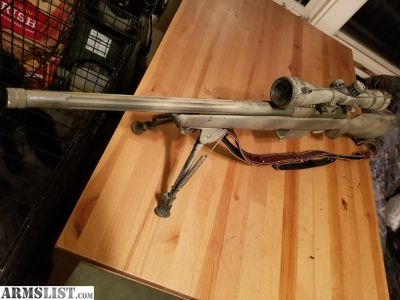 For Sale/Trade: Savage Model 10 FCP