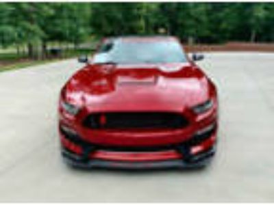 2018 Ford Mustang Mustang Shelby GT350R 2018 Used Shelby GT350R 5.2L V8 32V