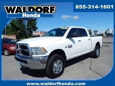 2017 RAM RSX SLT (bright white clearcoat)