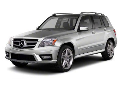 2012 Mercedes-Benz GLK-Class GLK350 (Not Given)