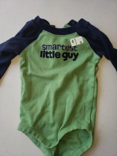 Gymboree 3-6 month long sleeved onesie