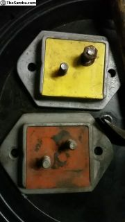 urathan tranNY and engine mount