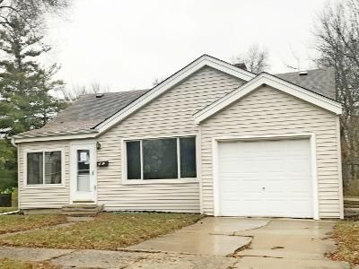 2 Bed 1 Bath Foreclosure Property in Spring Valley, IL 61362 - E 4th St