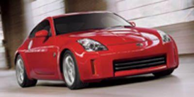 2006 Nissan 350Z Base (Silver Alloy Metallic)
