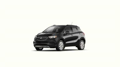 2018 Buick Encore Preferred (Ebony Twilight Metallic)