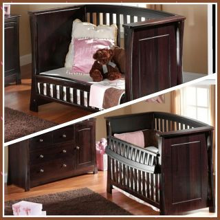 $250, Oceans Crib by Babys dream company