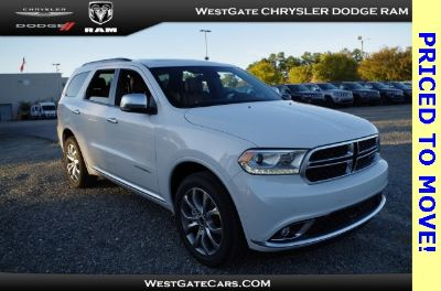 2018 Dodge Durango Citadel (Vice White)