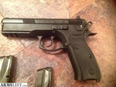 For Sale: Cz USA 75 sp-01 tactical with tritium night sights.