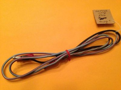 Find 1965-1966 Mustang Shifter Lamp Feed Harness motorcycle in Phoenix, Arizona, United States, for US $20.72