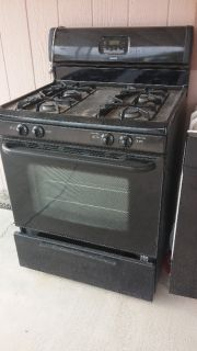 2 elec stoves, 1 gas stove ,dishwasher ,microwave,gas dryer