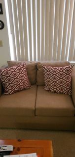 Sofa and Love Seat $250 OBO