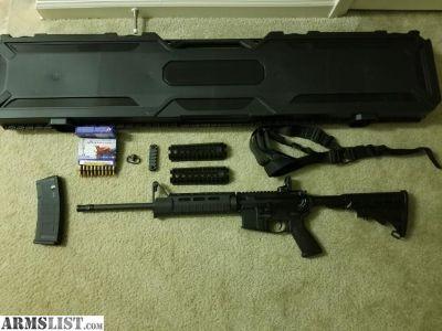 For Sale: Ruger AR 556