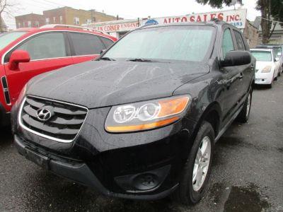 2010 Hyundai Santa Fe GLS (Phantom Black Metallic)