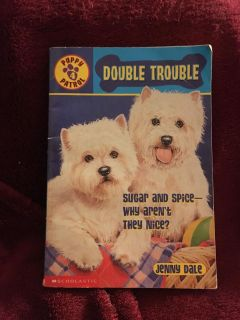 Puppy Patrol- Double Trouble