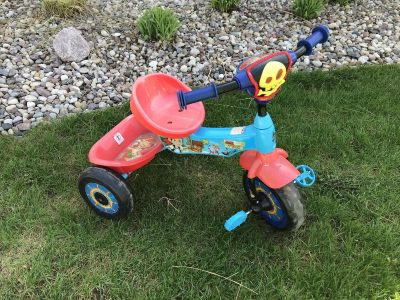 Jake and the Neverland Pirates tricycle