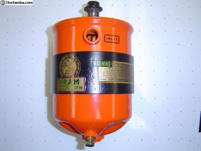 FH6-PL Full Flow Fram Oil Filter Denzel/Okrasa