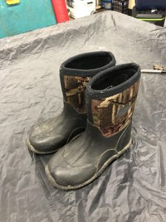 Snow/hunting boots