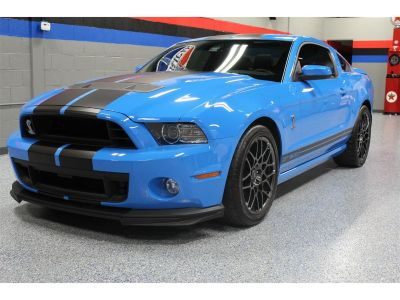2013 Shelby Mustang