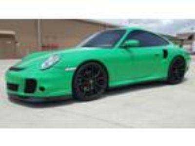2003 Porsche 911 Twin Turbo