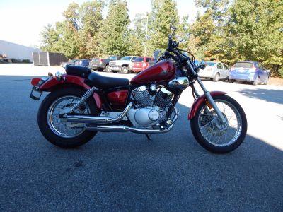 2014 Yamaha V Star 250 Cruiser Motorcycles Concord, NH